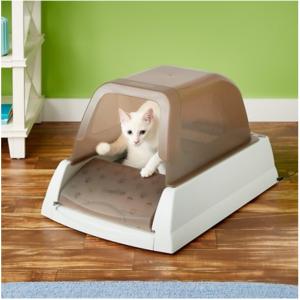 1. ScoopFree Ulta Automatic Cat Litter Box