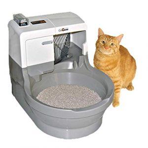 CatGenie Self-Washing Self-Flushing Cat Box