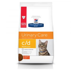 Hill's Prescription Diet c/d Multicare Urinary Care with Chicken Food