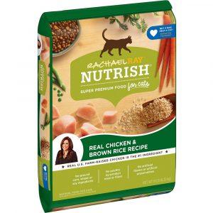Rachael Ray Nutrish Natural Chicken & Brown Rice Recipe