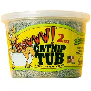 Yeowww! Organic Catnip